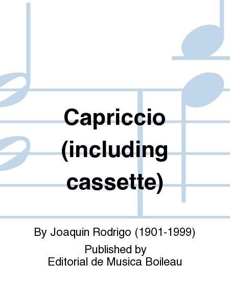 Capriccio (including cassette)