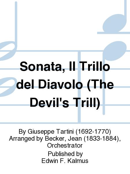 Sonata, Il Trillo del Diavolo (The Devil's Trill)
