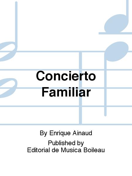 Concierto Familiar