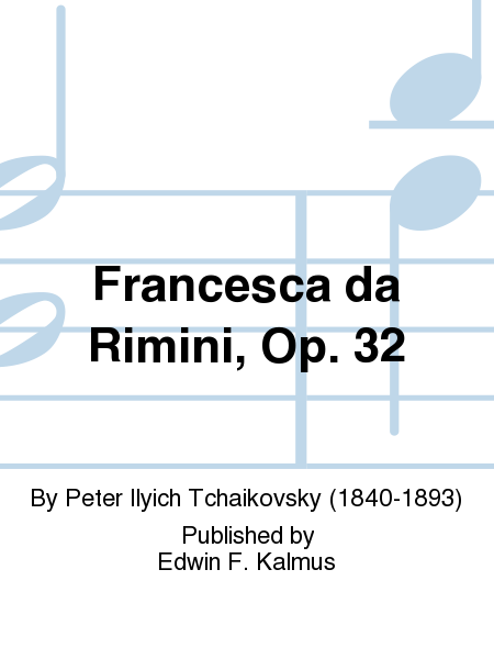 Francesca da Rimini, Op. 32