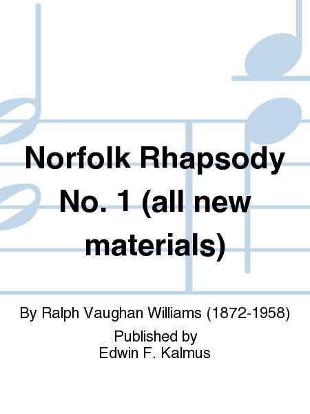 Norfolk Rhapsody No. 1 (all new materials)
