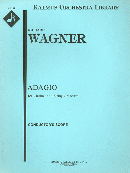 Quintet, Op. 23: Adagio [Spurious attribution to Richard Wagner]
