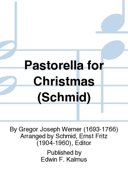 Pastorella for Christmas (Schmid)