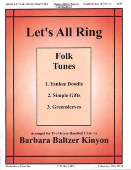 Let's All Ring Folk Tunes (Archive)