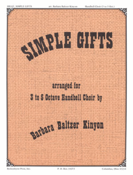 Simple Gifts