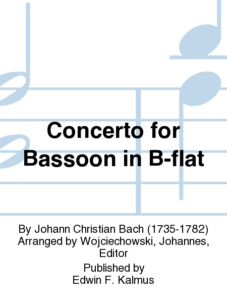 Concerto for Bassoon in B-flat