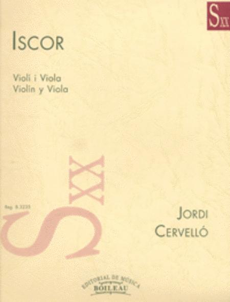 Iscor para Violin y Viola
