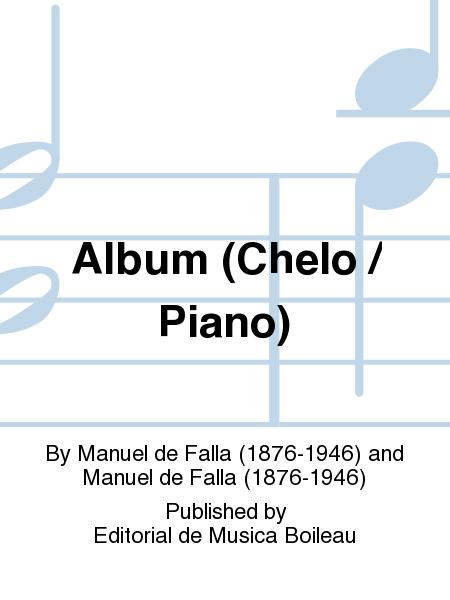 Album (Chelo / Piano)