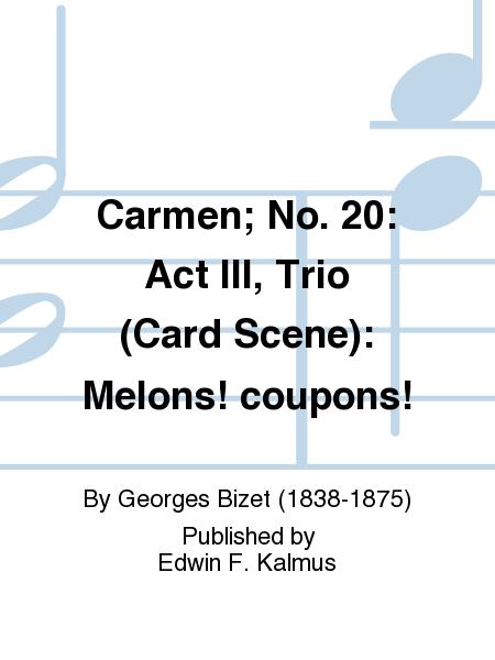 Melons coupons carmen translation