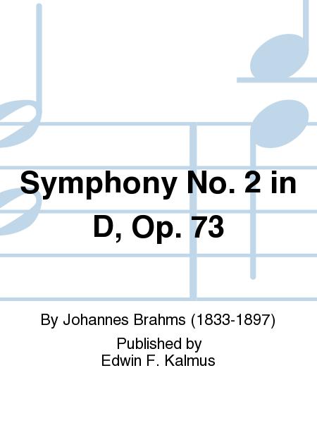 Symphony No. 2 in D, Op. 73