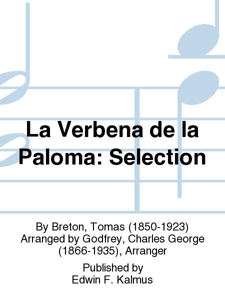 La Verbena de la Paloma: Selection