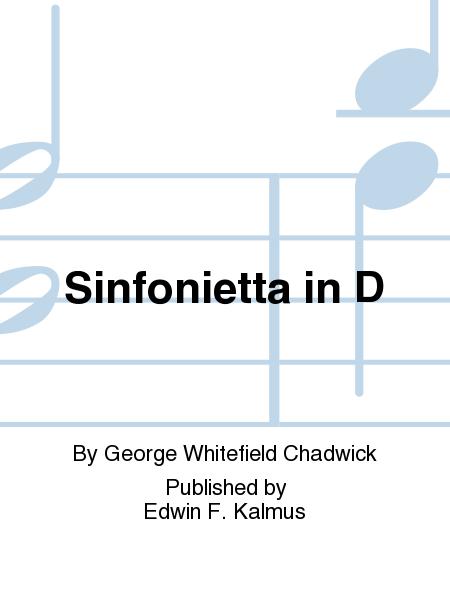 Sinfonietta in D
