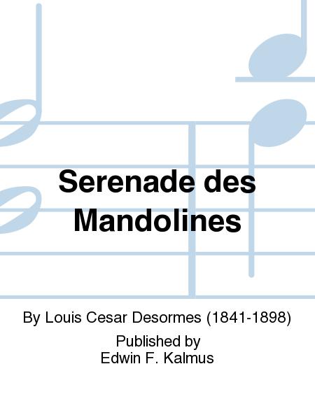 Serenade des Mandolines