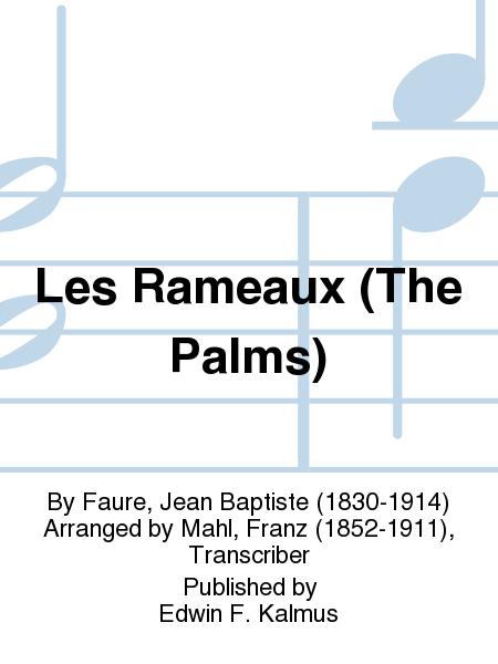 Les Rameaux (The Palms)