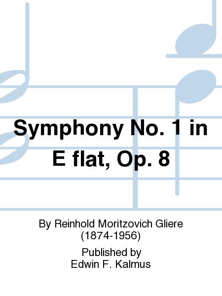 Symphony No. 1 in E flat, Op. 8