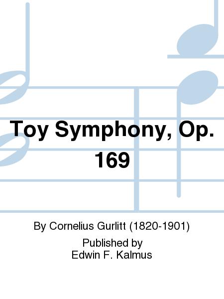Toy Symphony, Op. 169