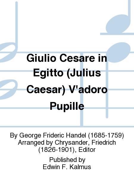 Giulio Cesare in Egitto (Julius Caesar) V'adoro Pupille