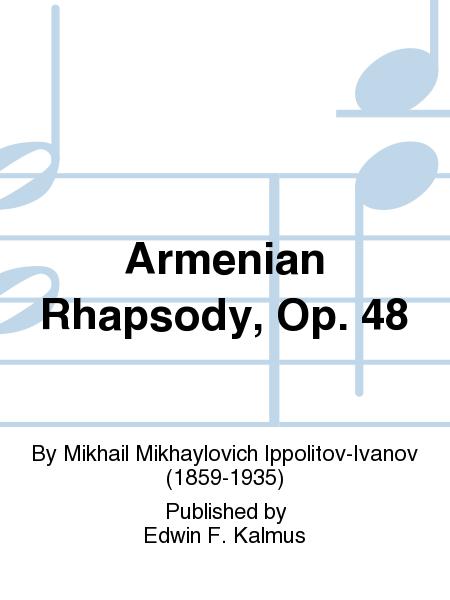 Armenian Rhapsody, Op. 48