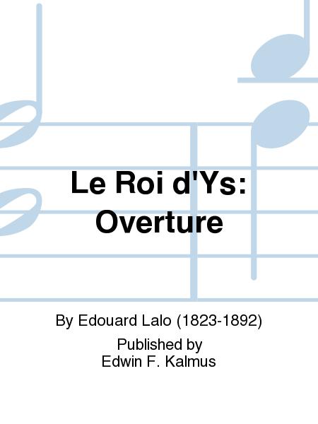 Le Roi d'Ys: Overture
