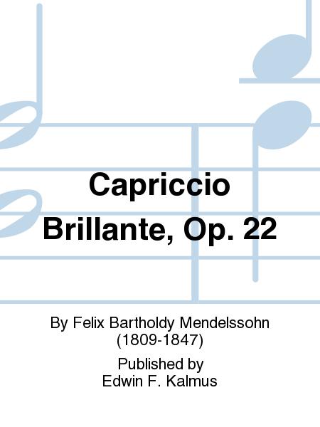 Capriccio Brillante, Op. 22