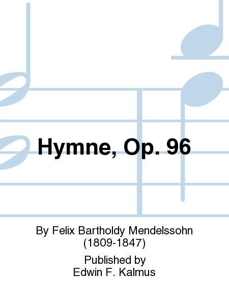 Hymne, Op. 96