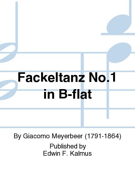 Fackeltanz No.1 in B-flat