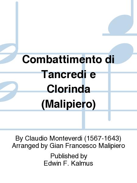 Combattimento di Tancredi e Clorinda (Malipiero)