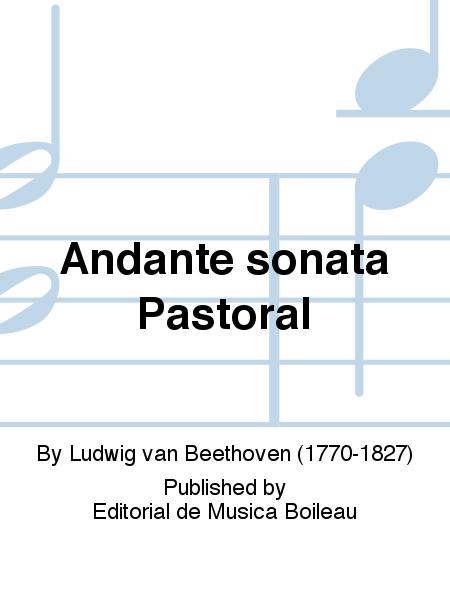 Andante sonata Pastoral