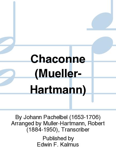 Chaconne (Mueller-Hartmann)
