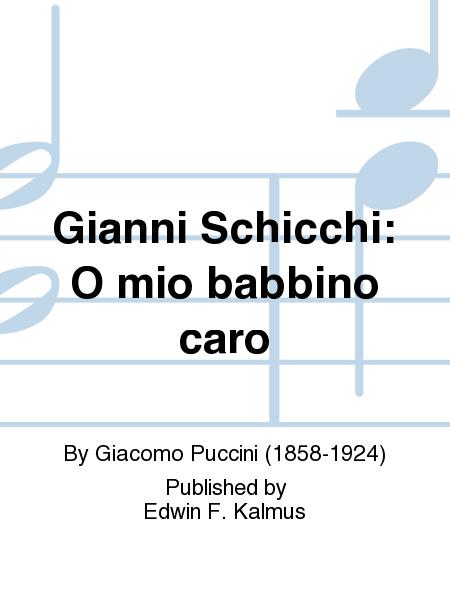 Gianni Schicchi: O mio babbino caro