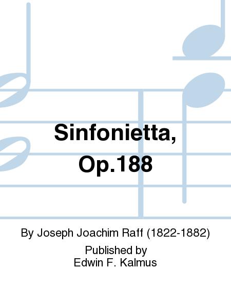 Sinfonietta, Op.188