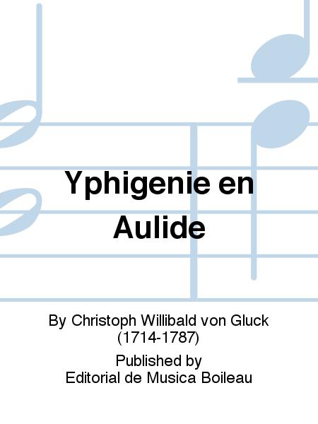 Yphigenie en Aulide