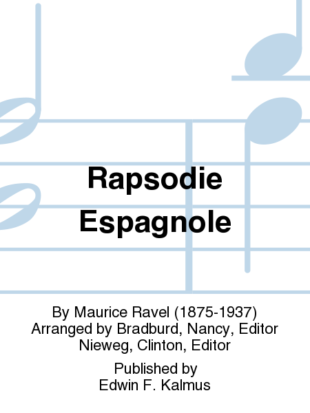 Rapsodie Espagnole