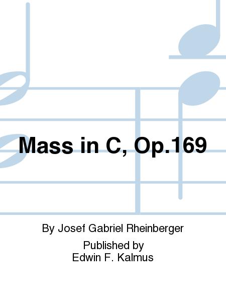 Mass in C, Op.169