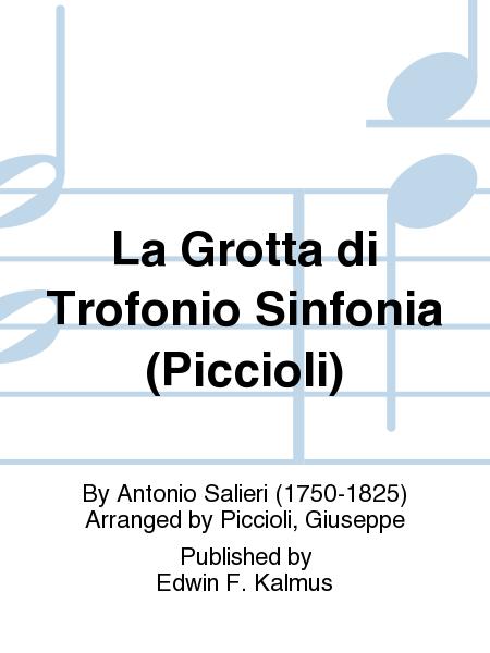 La Grotta di Trofonio Sinfonia (Piccioli)