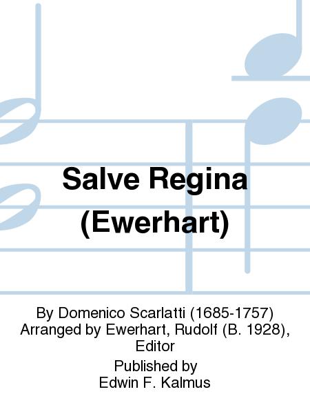 Salve Regina (Ewerhart)