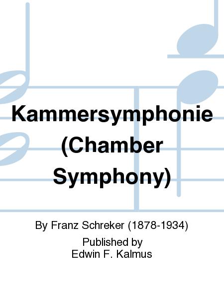 Kammersymphonie (Chamber Symphony)