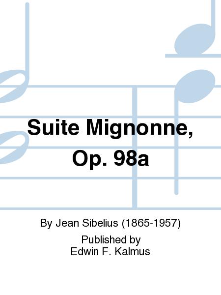 Suite Mignonne, Op. 98a