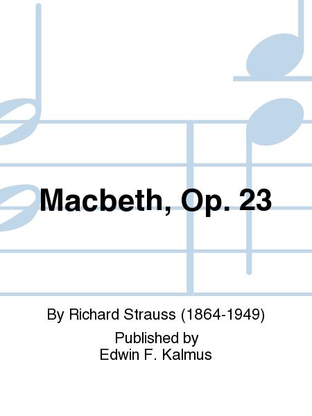 Macbeth, Op. 23