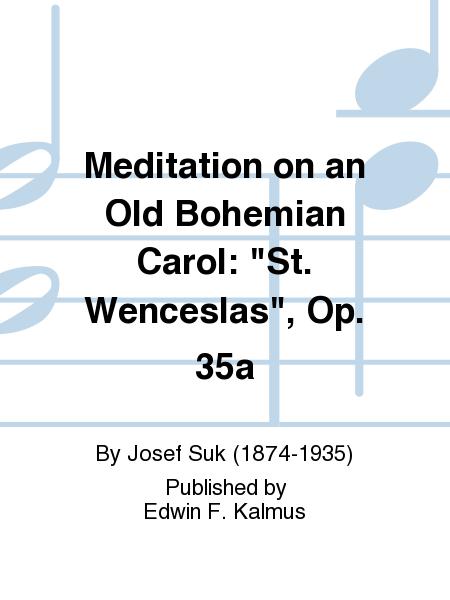 Meditation on an Old Bohemian Carol: