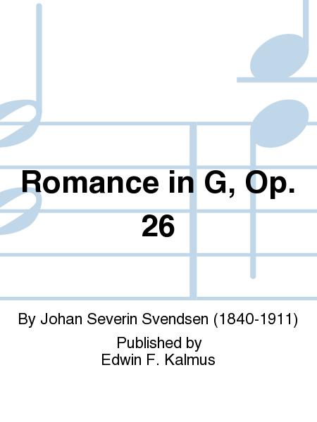 Romance in G, Op. 26