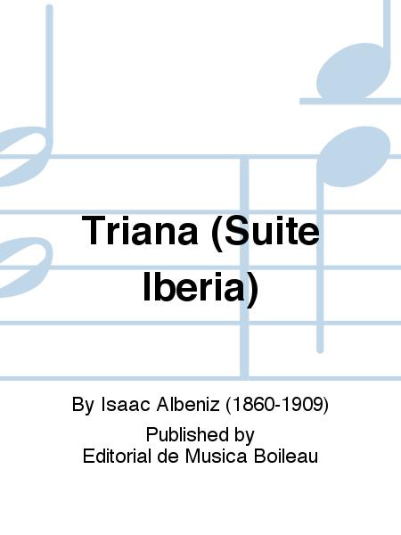Triana (Suite Iberia)