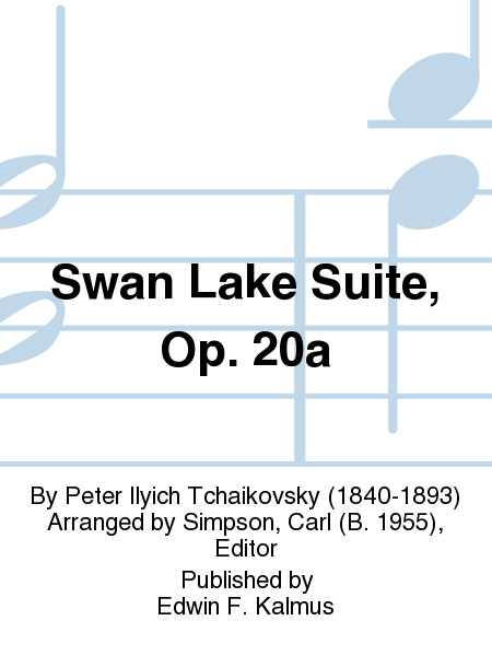 Swan Lake Suite, Op. 20a
