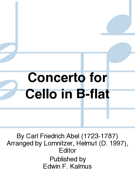 Concerto for Cello in B-flat