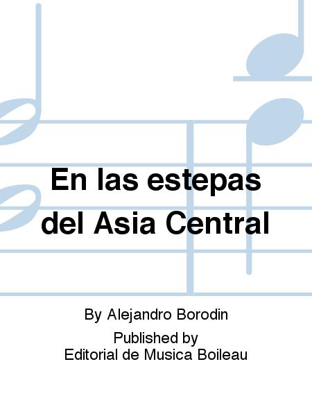 En las estepas del Asia Central