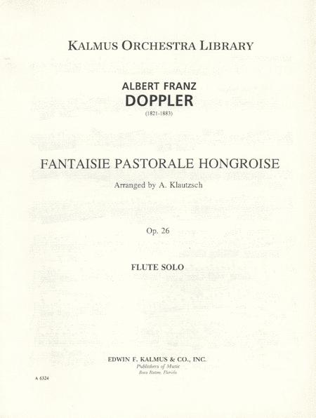 Fantasie Pastorale Hongroise, Op. 26 [transcription]
