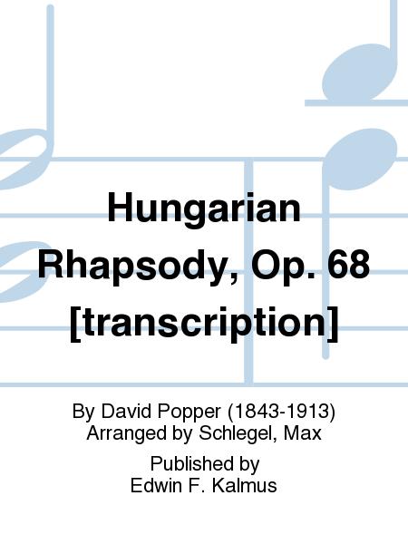 hungarian rhapsody sheet music pdf