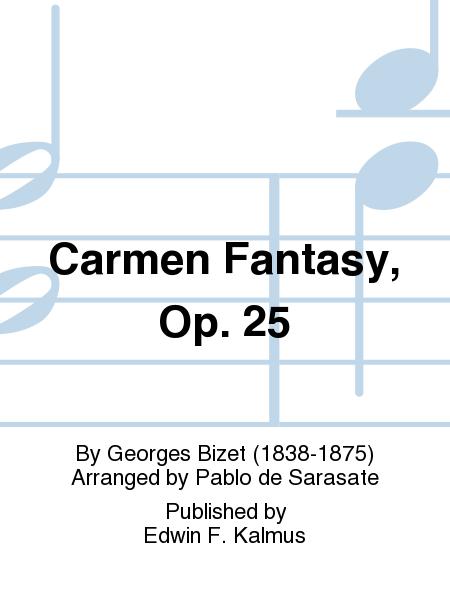 Carmen Fantasy, Op. 25