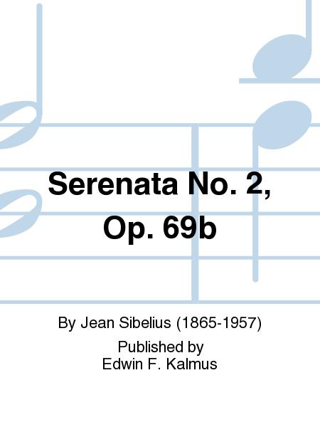 Serenata No. 2, Op. 69b