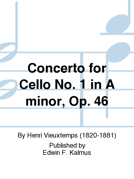 Concerto for Cello No. 1 in A minor, Op. 46